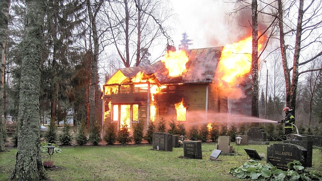 Fire Damage - How it can affect your property