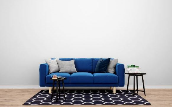 Change the look and feel of your space with an area rug