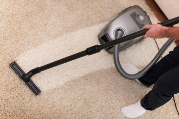 Tips for carpet cleaning during spring